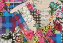 Castello Collection / Our collection full of rich colours with a decoupage feel. Includes stationery and other beautiful objects for the home & travel. All exclusive to Paperchase.