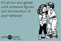 School Psychology Funnies