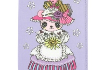 Sweet Treats collection / Our collection featuring cute little creatures and plenty of sweet treats from ice cream to cupcakes. Yumm...