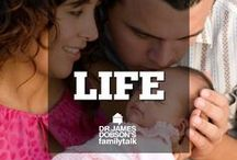 Life / Quotes and images dedicated to the Sanctity of Human Life. Every life is important!