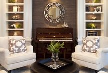 Livingrooms / by Susana Tull