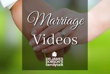 Marriage Videos / 90-Second Videos dedicated to marriage and Christian marriage values!