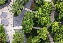 Public spaces, courtyards, landscape, outdoor