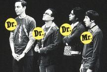 The Big Bang Theory / #TBBT / by Nicole Szymanski