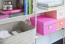 Organize / Organizational Tips + Resources