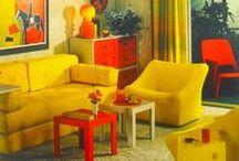 1 spaces - vintage living rooms