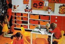 1spaces - vintage kids rooms