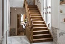 1spaces - staircases & foyers