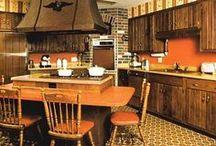 1spaces - vintage kitchens