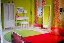 1spaces - vintage bedrooms