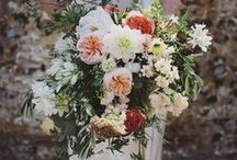 Wedding Bouquets / The prettiest bridal blooms, bouquets and flowers you ever did see.