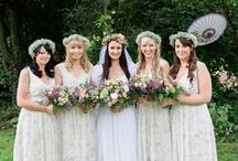 Bridesmaids / Gorgeous style ideas for your favourite girls. / by Whimsical Wonderland Weddings