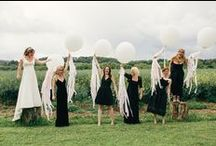 Wedding Balloons / Who doesn't love a fun balloon at a wedding? / by Whimsical Wonderland Weddings