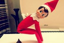 elf on a shelf / by BevaStyles
