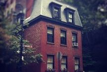 architecture - homes, traditional / by Jill Browning
