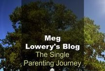 Blog: The Single Parenting Journey - Meg Lowery / The Single Parenting Journey is Meg Lowery's personal blog where she writes about single-parenting issues and other spiritual issues. Single parenting can be overwhelming and full of mixed emotions. Join and walk, and sometimes run, through the ups and downs of this life journey. (Found on drjamesdobson.org)