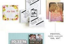 Design // Wedding Invitations & More / by Jeni Bishop