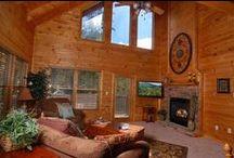 Pet Friendly Cabins / Gatlinburg, Pigeon Forge & Sevierville • Tennessee