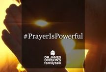 #PrayerIsPowerful / Look here for some prayer reminders and and prayer encouragement for whatever stage of life you are in. #PrayerIsPowerful
