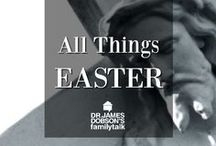 All Things Easter / Recipes, family activities, decorations and much more...