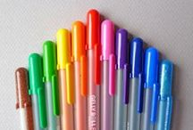 Pen & Ink Day - Stationery Week / This board is all about pens! #NatStatWeek #GetBritainWriting #LoveStationery