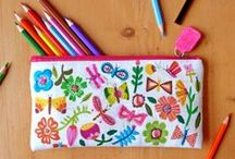 Pencil Case Day - Stationery Week / This board is all about pencils cases.