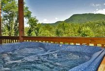 4 & 5 Bed Cabins in the Smokies