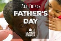 All Things Father's Day / Father's day gifts, decorations and card ideas for the father in your life.
