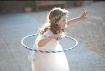 Children at Weddings / Entertain and host the cutest little ones at your wedding day. / by Whimsical Wonderland Weddings