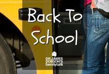 Back to School / Getting ready to get to send your children back to school? We have some ideas to make it a little easier!