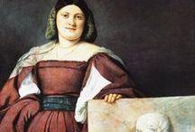 16th Century Italian Women / Looks for ladies from the Italian Renaissance.  SCA Italian Ren