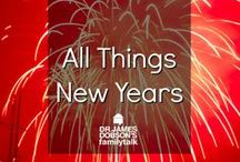 All Things New Years / All types of ideas for your New Year's Eve and New Year's Day parties!