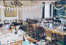 Pub Weddings / Laid back and quirky pub weddings in the UK.