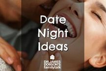 Date Night Ideas / We all need to plan time to spend with our spouse. Here are some ideas for your next date night.