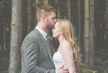 Woodland Weddings / Woodland wedding ideas for rustic and beautiful celebrations.