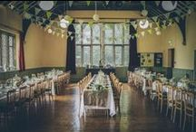 Village Hall Weddings / The sweetest weddings set in pretty village halls. / by Whimsical Wonderland Weddings