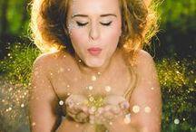Glitter Sequin & Sparkle Weddings / Sequin, glitter and sparkle wedding inspiration.