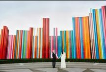 Elopements / Ideas for beautiful and intimate elopements.