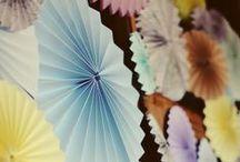Wedding Pinwheels / Whimsical fun pinwheels at real weddings.