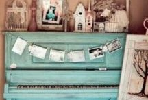 Creative Blogs: Interiors / Interior Design, Lifestyle, and Artistic Blogs with an Interiors bent:  Because It's Awesome, House of Turquoise, House Tweaking, Bright Bazaar, RICE Denmark, Katrina From the Block
