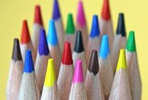 #NatStatWeek Pencils & Pens / Pens and pencils - yay!