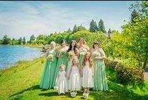 Green Weddings / Green wedding ideas and inspiration.