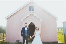 Pink Weddings / Pink wedding ideas and inspiration.