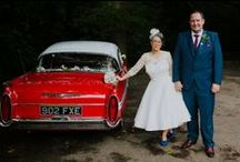 Red Weddings / Red wedding ideas and inspiration.