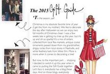 [ gift guide ] 2015