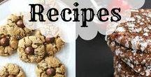 winter essentials / recipes