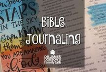 Bible Journaling / Make your bible come alive with these beautiful Bible journaling ideas!