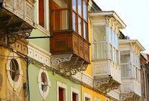 Cumbalı Evler / Bow Windows