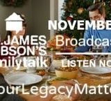 November 2016 Broadcasts / Listen to Dr. James Dobson and an assortment of guests on his daily radio broadcast.