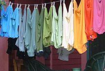 Camaşırlar /Clothes Lines